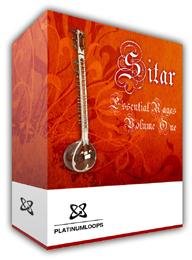 Ethnic Samples - Sitar Loops
