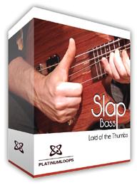 Slap Bass Loops