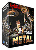 Ray Luzier Metal Drum Loops